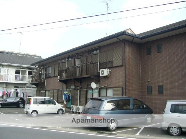 神奈川県座間市、南林間駅徒歩22分の築24年 2階建の賃貸アパート