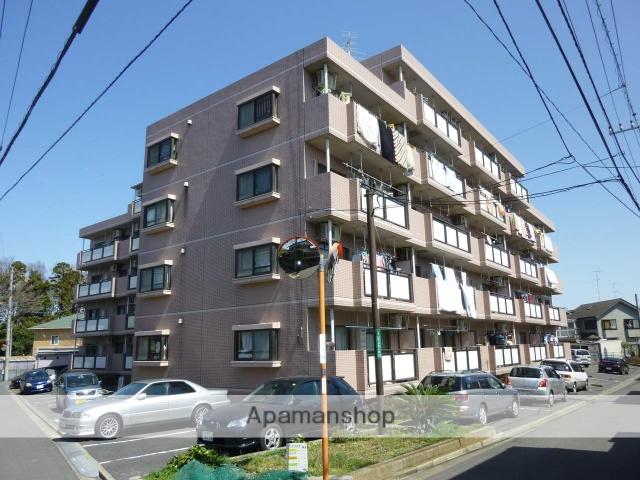 神奈川県座間市、南林間駅徒歩19分の築23年 5階建の賃貸マンション