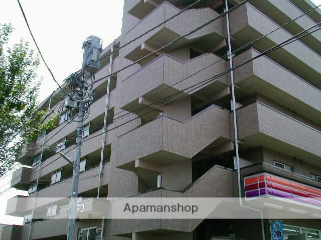 神奈川県相模原市南区、相模大野駅徒歩20分の築22年 6階建の賃貸マンション