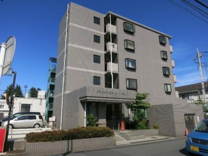 神奈川県大和市、南町田駅徒歩18分の築25年 5階建の賃貸マンション