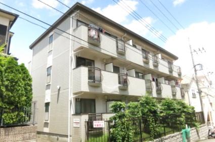 神奈川県相模原市南区、町田駅徒歩10分の築23年 3階建の賃貸マンション