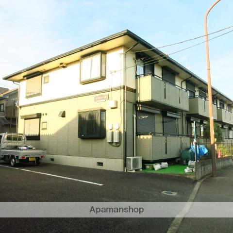 神奈川県相模原市南区、原当麻駅徒歩9分の築23年 2階建の賃貸アパート