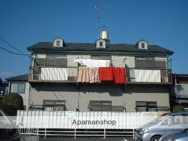 神奈川県相模原市南区、相模大野駅徒歩13分の築22年 2階建の賃貸アパート