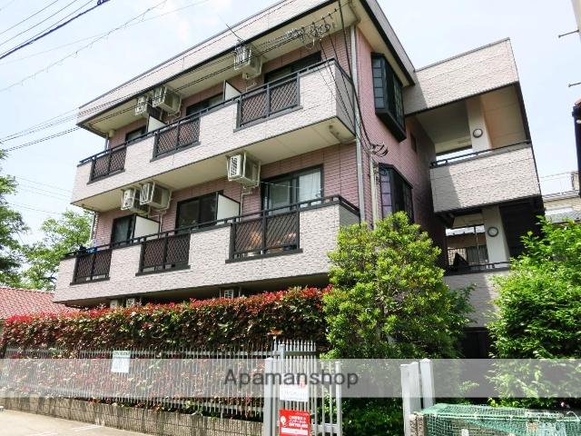 神奈川県相模原市南区、相模大野駅徒歩15分の築16年 3階建の賃貸マンション