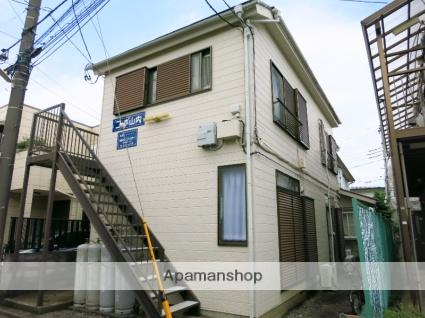 神奈川県相模原市南区、相模大野駅徒歩18分の築31年 2階建の賃貸アパート