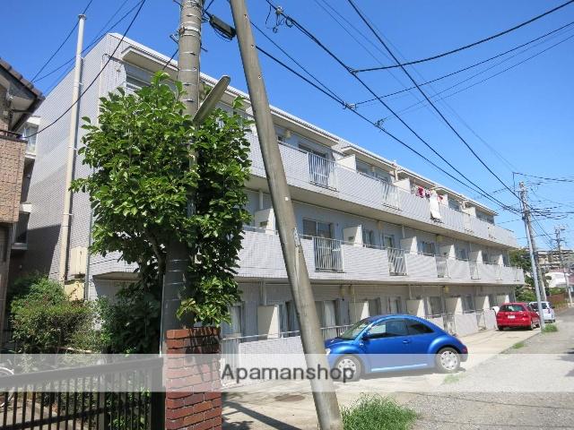 神奈川県相模原市南区、相模大野駅徒歩10分の築29年 3階建の賃貸マンション