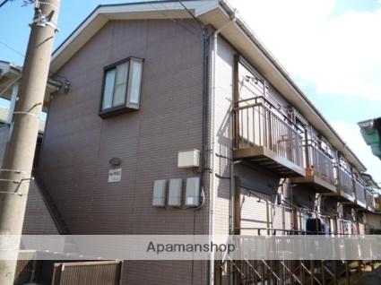 神奈川県相模原市南区、相模大野駅徒歩15分の築19年 2階建の賃貸アパート