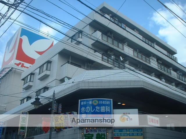 神奈川県相模原市南区、小田急相模原駅徒歩3分の築29年 9階建の賃貸マンション