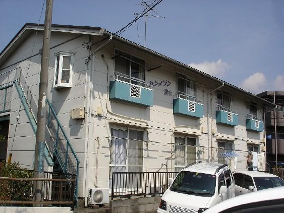 神奈川県相模原市南区、古淵駅徒歩29分の築29年 2階建の賃貸アパート
