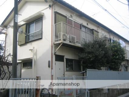 神奈川県相模原市南区、相模大野駅徒歩25分の築40年 2階建の賃貸アパート