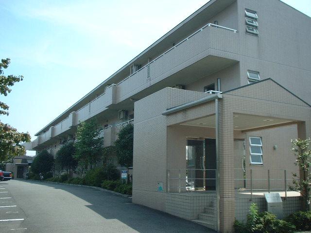 神奈川県相模原市南区、町田駅徒歩27分の築22年 3階建の賃貸マンション