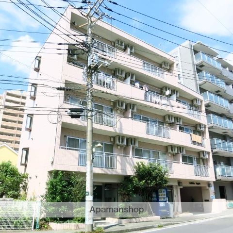 神奈川県相模原市南区、町田駅徒歩26分の築29年 5階建の賃貸マンション
