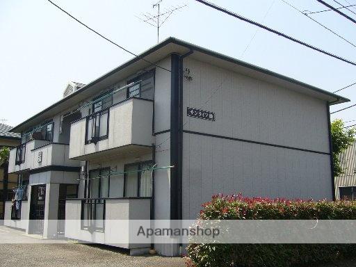 神奈川県相模原市南区、小田急相模原駅徒歩5分の築24年 2階建の賃貸アパート
