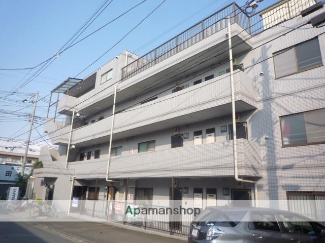 神奈川県相模原市南区、相模大野駅徒歩10分の築26年 4階建の賃貸マンション