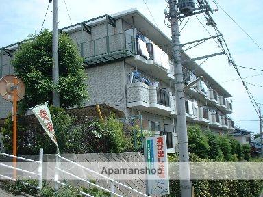 神奈川県相模原市南区、相模大野駅徒歩10分の築25年 3階建の賃貸マンション