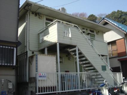 神奈川県相模原市南区、古淵駅徒歩10分の築26年 2階建の賃貸アパート