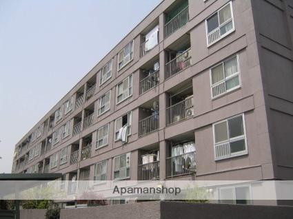 神奈川県相模原市南区、相模大野駅徒歩23分の築43年 5階建の賃貸マンション