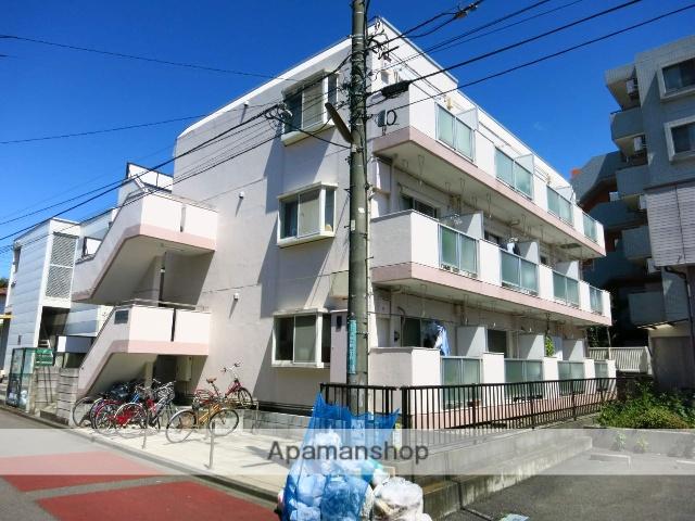 神奈川県相模原市南区、町田駅徒歩24分の築30年 3階建の賃貸マンション