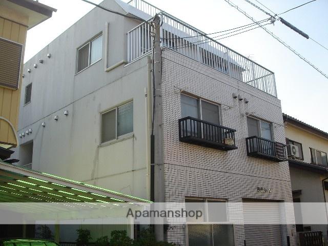 神奈川県相模原市南区、相模大野駅徒歩18分の築21年 3階建の賃貸マンション