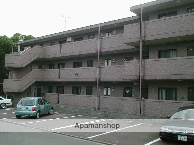 神奈川県相模原市南区、原当麻駅徒歩12分の築20年 3階建の賃貸マンション