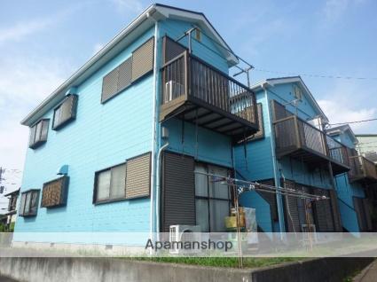 神奈川県相模原市南区、下溝駅徒歩15分の築24年 2階建の賃貸アパート