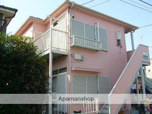 神奈川県相模原市南区、原当麻駅徒歩6分の築25年 2階建の賃貸アパート