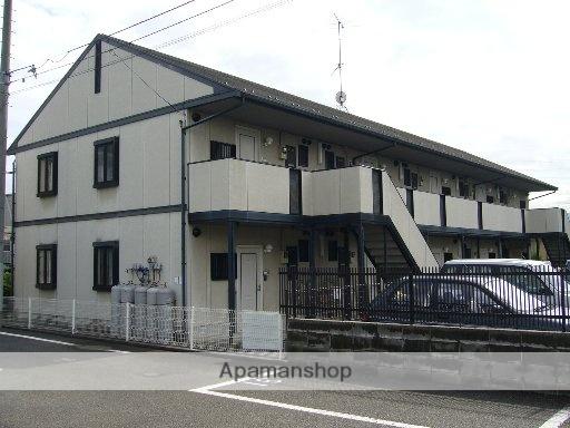 神奈川県相模原市南区、下溝駅徒歩5分の築23年 2階建の賃貸アパート