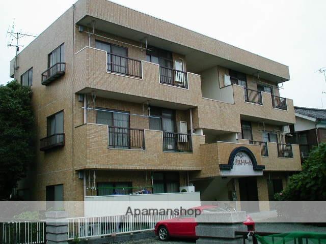 神奈川県相模原市南区、小田急相模原駅徒歩11分の築27年 3階建の賃貸マンション