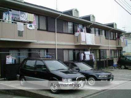 神奈川県相模原市南区、相武台前駅徒歩5分の築27年 2階建の賃貸アパート