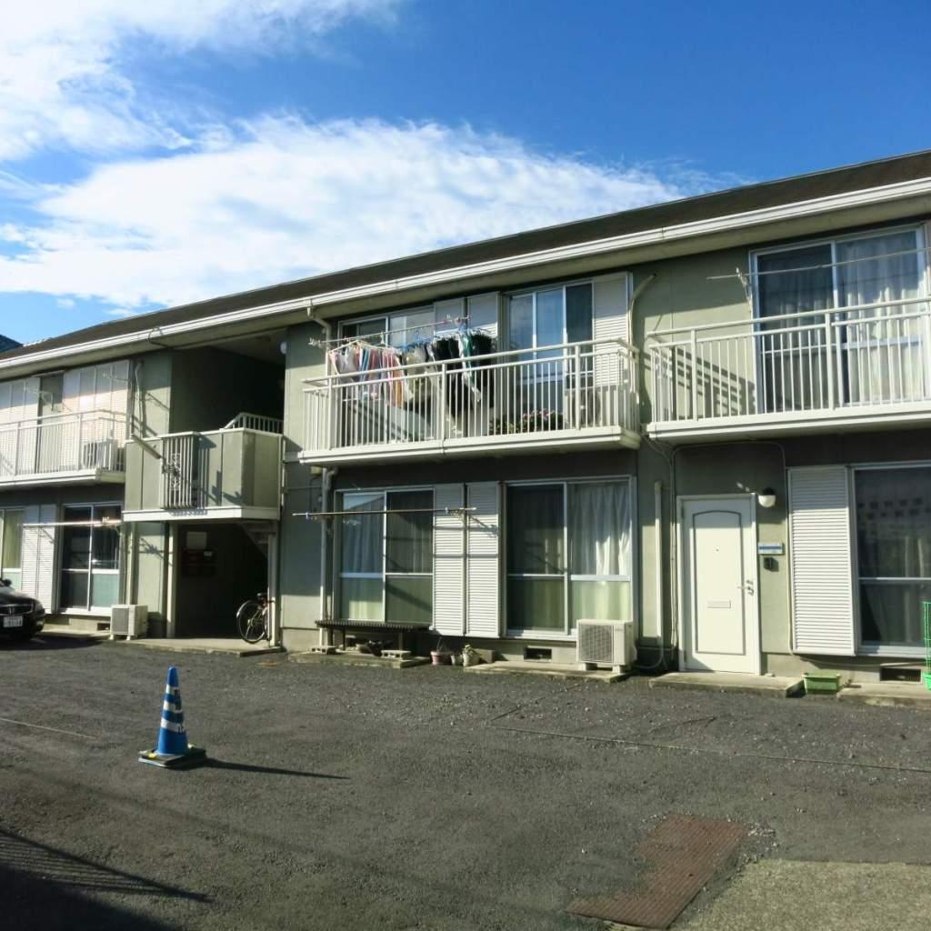 神奈川県相模原市南区、相武台下駅徒歩28分の築25年 2階建の賃貸アパート