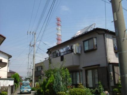 神奈川県相模原市南区、古淵駅徒歩5分の築25年 2階建の賃貸アパート