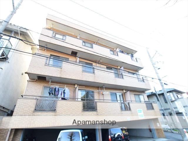神奈川県相模原市中央区、淵野辺駅徒歩30分の築24年 3階建の賃貸マンション