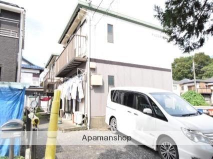 神奈川県相模原市南区、下溝駅徒歩6分の築29年 2階建の賃貸アパート