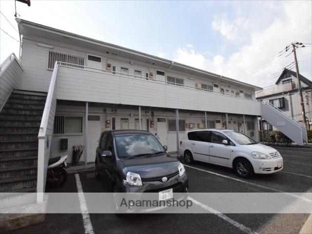 神奈川県相模原市中央区、古淵駅徒歩6分の築24年 2階建の賃貸アパート