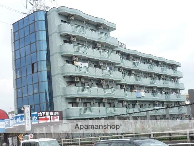 神奈川県相模原市南区、古淵駅徒歩2分の築22年 6階建の賃貸マンション
