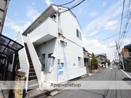 神奈川県相模原市中央区、淵野辺駅徒歩18分の築27年 2階建の賃貸アパート