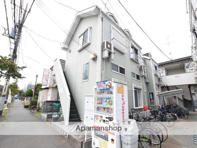 神奈川県相模原市中央区、淵野辺駅徒歩14分の築11年 2階建の賃貸アパート