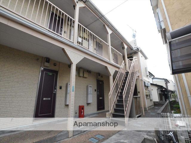 神奈川県相模原市中央区、淵野辺駅徒歩10分の築9年 2階建の賃貸アパート