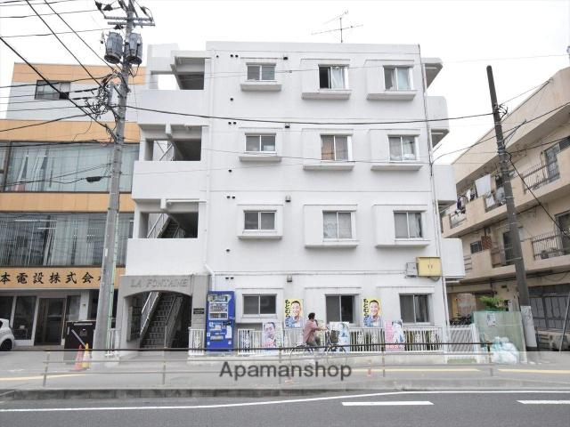 神奈川県相模原市中央区、淵野辺駅徒歩12分の築30年 5階建の賃貸マンション