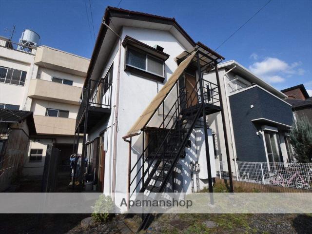 神奈川県相模原市中央区、淵野辺駅徒歩16分の築40年 2階建の賃貸アパート