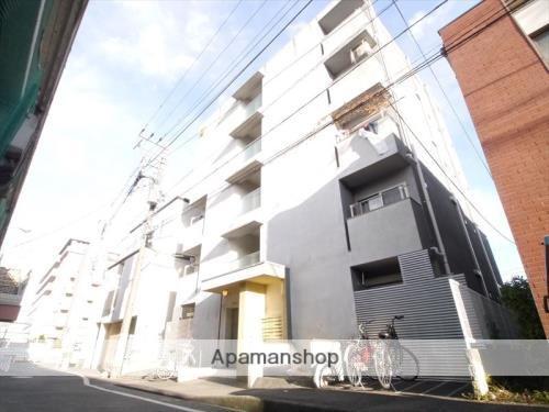 神奈川県相模原市中央区、淵野辺駅徒歩6分の築10年 5階建の賃貸マンション