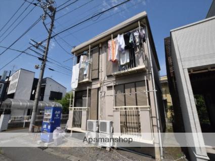 神奈川県相模原市中央区、淵野辺駅徒歩19分の築25年 2階建の賃貸アパート