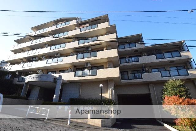 神奈川県相模原市南区、町田駅徒歩39分の築20年 6階建の賃貸マンション