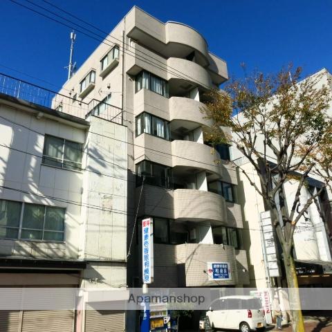 神奈川県相模原市中央区、淵野辺駅徒歩28分の築27年 6階建の賃貸マンション