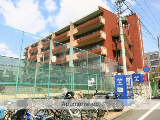 神奈川県相模原市中央区、相模原駅徒歩20分の築20年 5階建の賃貸マンション