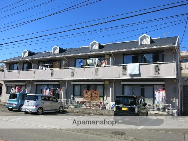 神奈川県相模原市中央区、淵野辺駅徒歩28分の築28年 2階建の賃貸アパート