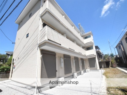神奈川県相模原市南区、下溝駅徒歩4分の新築 3階建の賃貸アパート