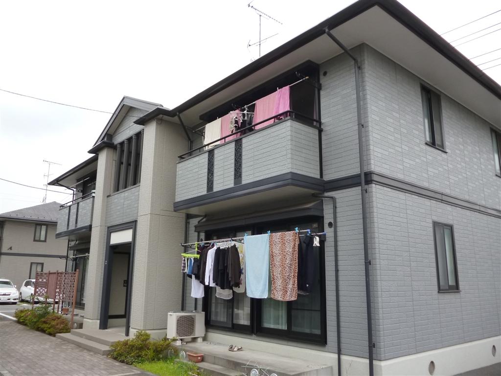 神奈川県相模原市南区、町田駅徒歩40分の築16年 2階建の賃貸アパート