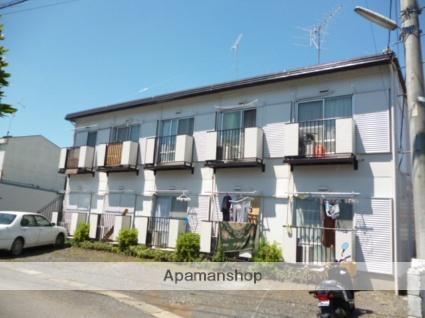 東京都町田市、古淵駅徒歩19分の築31年 2階建の賃貸アパート