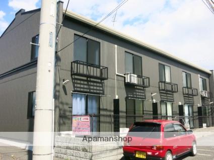 神奈川県相模原市南区、下溝駅徒歩12分の築19年 2階建の賃貸アパート